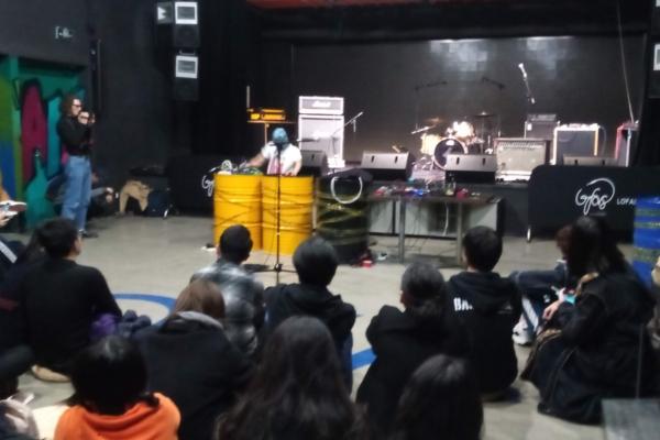 Torturing Nurse 2019年12月27日上海Lofasにて